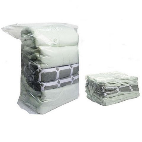 PackSmart 135cm Jumbo Super King Size Duvet Vacuum Storage Bag (2 Pack)